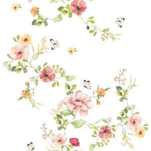 Tapeta na zeď Dekornik Floral Vintage, 50x280cm