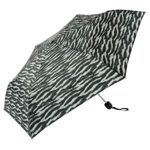 Skládací dámský deštník Ambiance Zebra, ⌀96cm