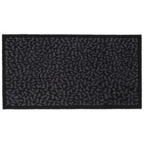 Černošedá rohožka tica copenhagen Footwear, 67x120cm