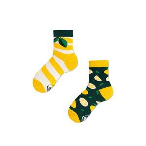 Dětské ponožky Many Mornings The Lemons,vel.31–34