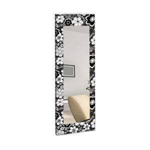 Nástěnné zrcadlo Oyo Concept Daisies,40x120cm