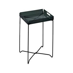Černá odkládací stolek Design Twist Nagpur