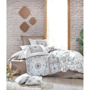 Bavlněné povlečení Cotton Box Bianna, 140 x 200 cm