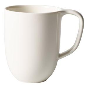 Bílý porcelánový hrnek Like by Villeroy & Boch Group, 0,38 l