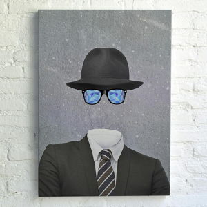 Obraz Really Nice Things Invisible Man, 70 x 50 cm