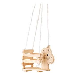 Dřevěná houpačka ve tvaru koníka Legler Horse