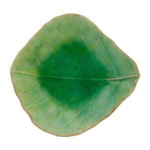 Zelená kameninová miska Costa Nova Riviera, 11 x 10 cm