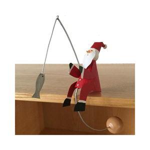 Vánoční dekorace G-Bork Santa Balance