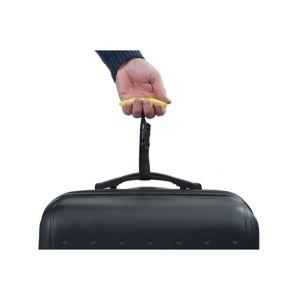 Limetkově zelená digitální váha pro zvážení kufru Bluestar Toulon