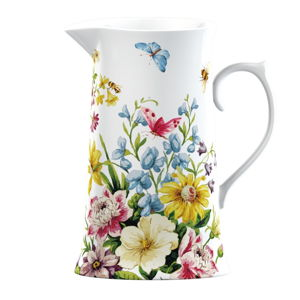 Porcelánový džbán Creative Tops English Garden, 950 ml