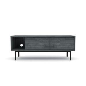 TV komoda z akáciového dřeva Livin Hill Capella, 50 x 130 cm