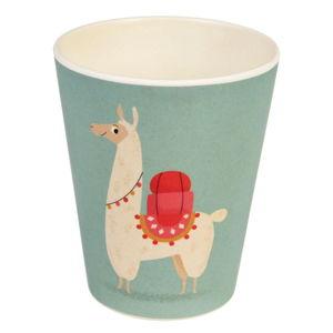 Bambusový kelímek Rex London Dolly Llama