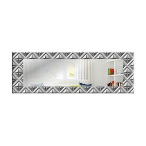 Nástěnné zrcadlo Oyo Concept Scribble,120x40cm