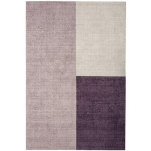 Béžovo-fialový koberec Asiatic Carpets Blox, 120 x 170 cm