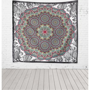 Tapisérie Really Nice Things Dreamcatcher, 140 x 140 cm
