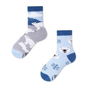 Dětské ponožky Many Mornings Polar Bear,vel.31-34