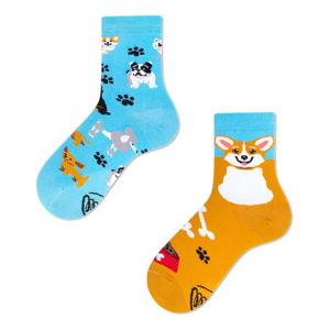 Dětské ponožky Many Mornings Playful Dog,vel.31-34