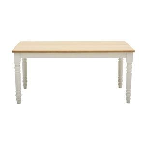 Jídelní stůl z dubové dýhy Artemob Cristina, délka 200 cm