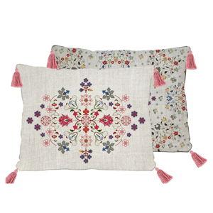 Polštář Madre Selva Flowers Tapestry,50x35cm