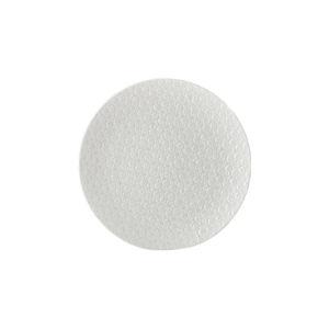 Bílý keramický talíř MIJ Star, ø29 cm
