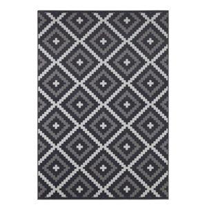 Černo-krémový koberec Hanse Home Celebration Mazzo, 120 x 170 cm