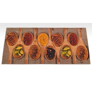 Vysoce odolný kuchyňský běhoun Floorita Spices Market,60 x 140cm