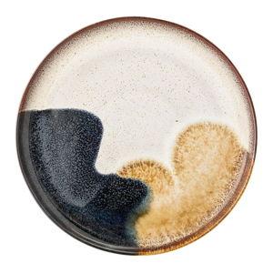 Servírovací talíř z kameniny Bloomingville Jules,ø28,5cm