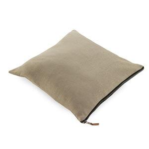 Béžový polštář Geese Soft, 45x45cm