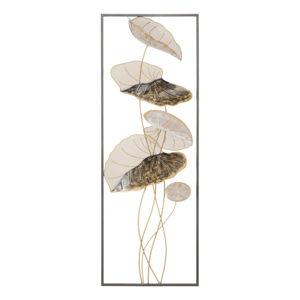 Nástěnná kovová dekorace Mauro Ferretti Loto B, 31x89,5cm