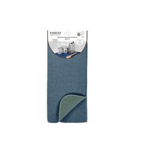 Modrá podložka na umyté nádobí Tiseco Home Studio,50x38cm