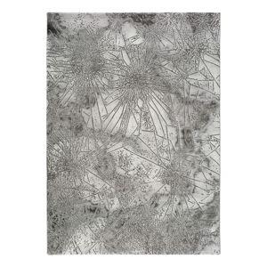 Šedý koberec Universal Norah Abstract, 120 x 170 cm