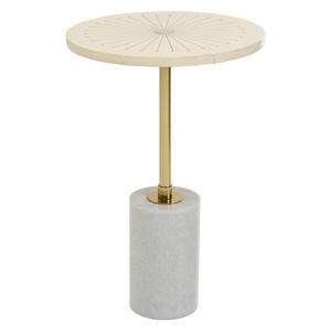 Odkládací stolek Kare Design Sunbeam, ⌀40cm