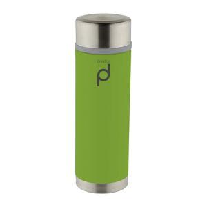 Zelená vakuová termoska z nerezové oceli Pioneer Drink Pod, 350 ml