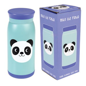 Nerezová lahev Rex London Miko the Panda, 350 ml