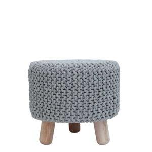 Světle šedá stolička LABEL51 Kota