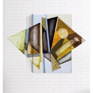 Nástěnný 3D obraz Mosticx Abstract, 40 x 60 cm
