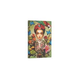 Diář na rok 2021 Paperblanks Frida