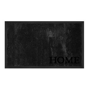 Šedá rohožka Hanse Home Printy, 45 x 75 cm