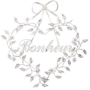 Dekorativní srdce Antic Line Bonheur