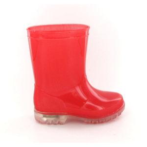 Dětské červené holínky Ambiance Kid Rain Boots, vel. 29