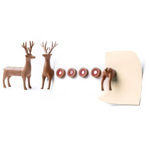 Sada magnetů Qualy&CO My Deer Magnetic