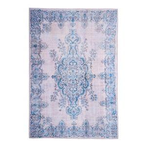 Světle modrý koberec Floorita Sonja, 120 x 180 cm