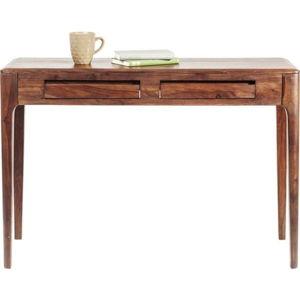 Konzolový stolek z masivního palisandrového dřeva Kare Design Brooklyn