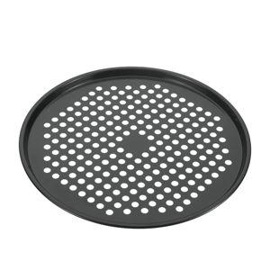 Perforovaný pečicí plech na pizzu Metaltex, ø 32 cm