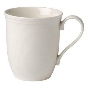 Béžový porcelánový hrnek Like by Villeroy & Boch Group, 0,35 l