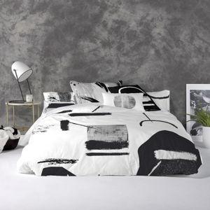 Bavlněný povlak na peřinu Blanc Shapes, 140x200cm