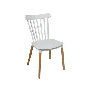 Bílá židle Santiago Pons Rin