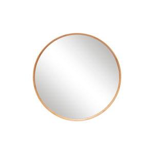 Nástěnné zrcadlo Hübsch Frio, ø 80 cm