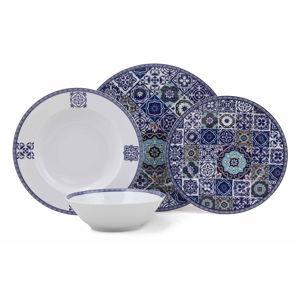 24dílná sada porcelánového nádobí Kutahya Maledives