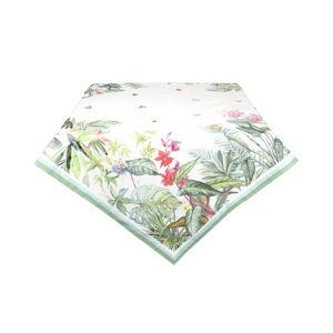 Bavlněný ubrus Clayre&Eef Tropic, 130x180cm